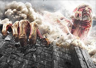 「進撃の巨人 ATTACK ON TITAN」