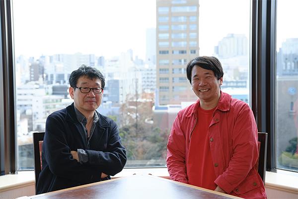 「ステップ」重松清×劔樹人インタビュー