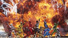 「劇場版 動物戦隊ジュウオウジャーVSニンニンジャー 未来からのメッセージ from スーパー戦隊」より。