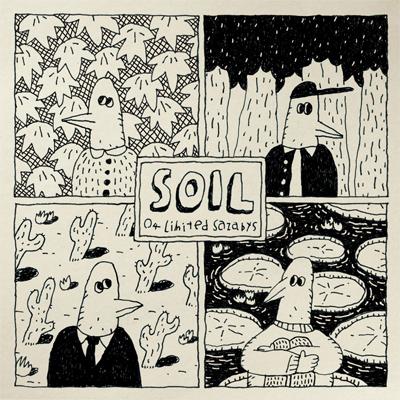 04 Limited Sazabys「SOIL」初回限定盤