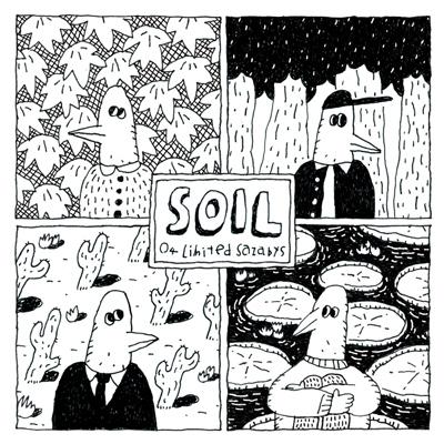 04 Limited Sazabys「SOIL」通常盤