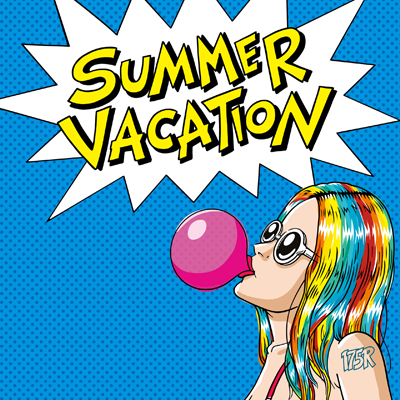 175R「SUMMER VACATION」通常盤