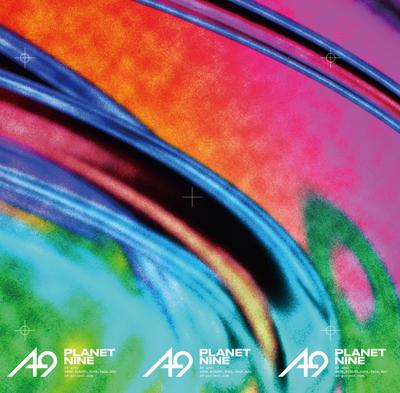 A9「PLANET NINE」初回限定盤
