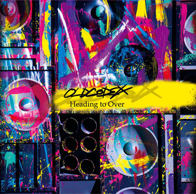 OLDCODEX「Heading to Over」通常盤