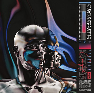 Crossfaith「FREEDOM」通常盤