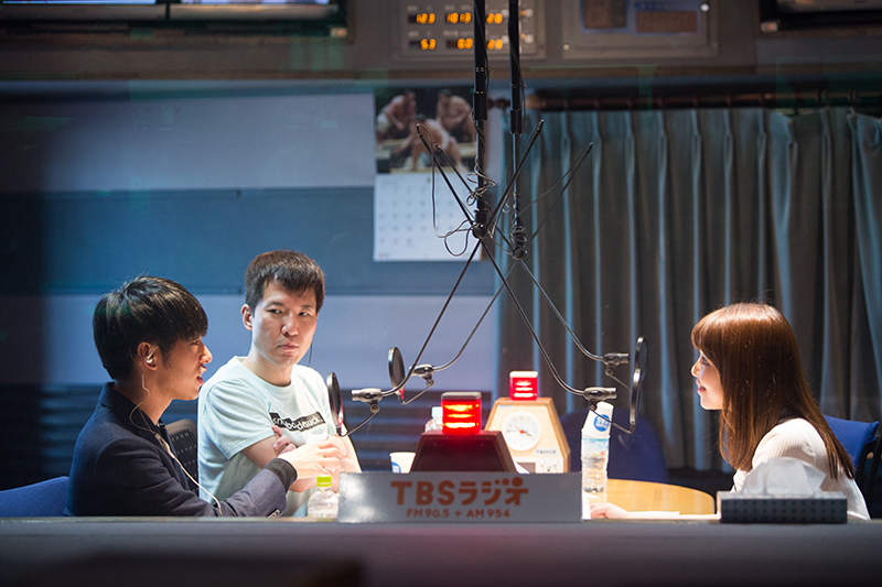 TBSラジオ「ACTION」特集|20代のヒップホップDJが夕方のラジオの顔に ...