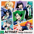 「ACTORS - Songs Collection -」ジャケット