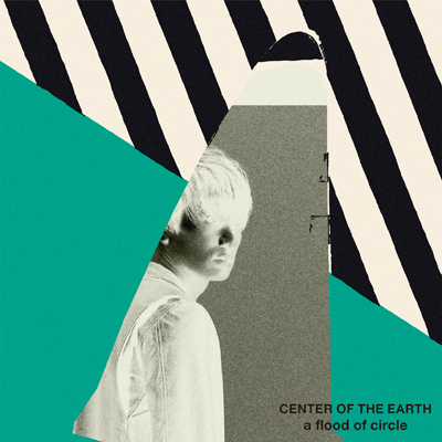 a flood of circle「CENTER OF THE EARTH」初回限定盤