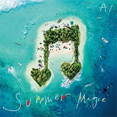 AI「Summer Magic - Japanese Version」ジャケット