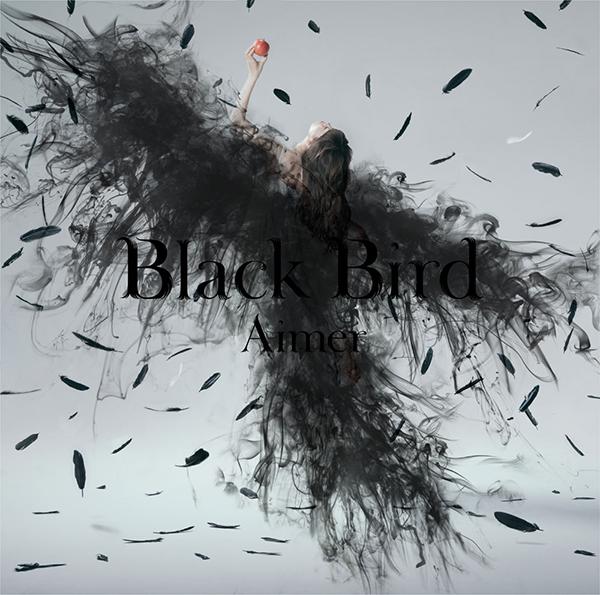 Aimer「Black Bird / Tiny Dancers / 思い出は奇麗で」通常盤