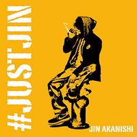 「#JUSTJIN」初回限定盤Aジャケット