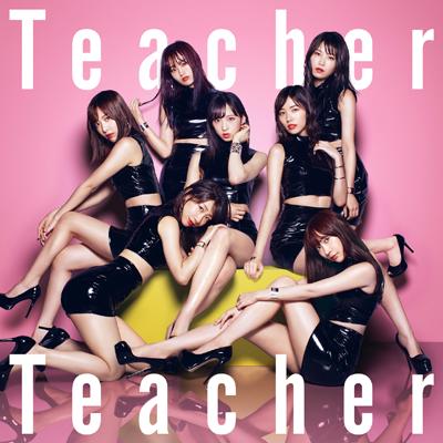 AKB48「Teacher Teacher」Type A初回限定盤