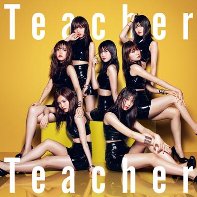AKB48「Teacher Teacher」Type C初回限定盤