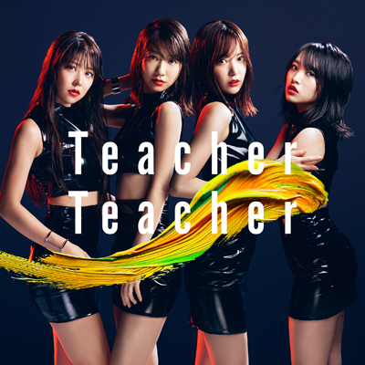 AKB48「Teacher Teacher」Type C通常盤
