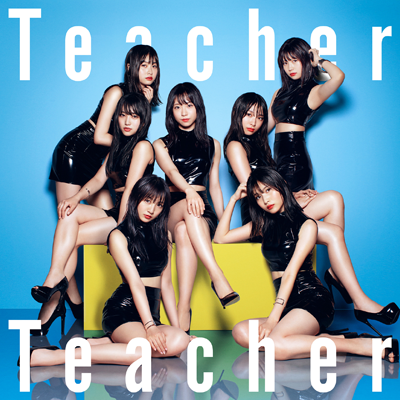 AKB48「Teacher Teacher」Type D初回限定盤
