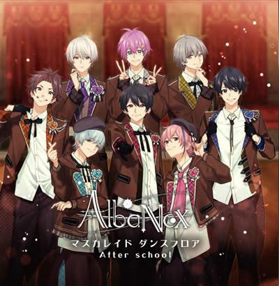 AlbaNox「マスカレイド ダンスフロア / After school」Normal ver.