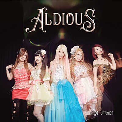 Aldious<「Unlimited Diffusion」通常盤