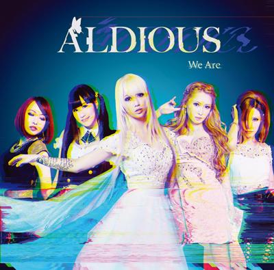 Aldious「We Are」限定盤