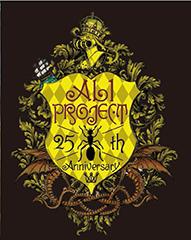 「ALI PROJECT 25th Anniversary」ロゴ
