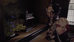 ALI PROJECT「愛と誠」ミュージックビデオのワンシーン。