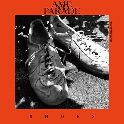 雨のパレード「Shoes」初回限定盤