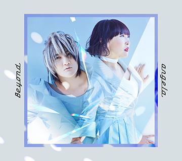 angela「Beyond」初回限定盤