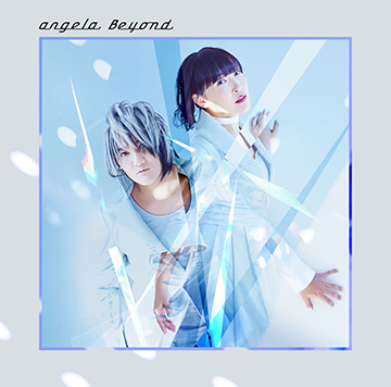 angela「Beyond」通常盤