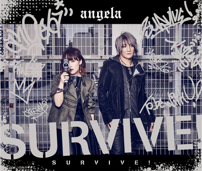 angela「SURVIVE!」期間限定盤