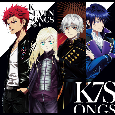 angela「K SEVEN SONGS」