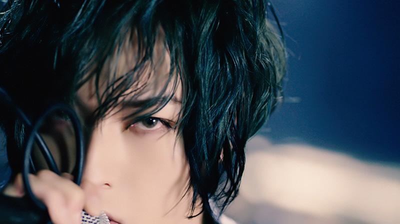 蒼井翔太「Eclipse」ミュージックビデオのワンシーン。