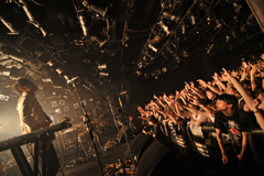 「avengers in sci-fi presents SCIENCE ACTION」2009年7月3日@渋谷CLUB QUATTRO(Photo by Ryo Nakajima)