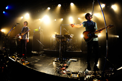 「Crazy Gonna Spacy Tour」2010年4月3日@LIQUIDROOM(Photo by Yuki Akase)