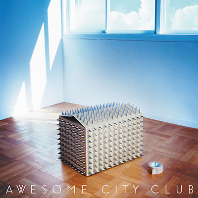 Awesome City Club「Grow apart」初回限定盤