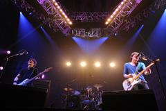 昨年9月に行われた「back number live at 日本武道館-stay with us-」の様子。