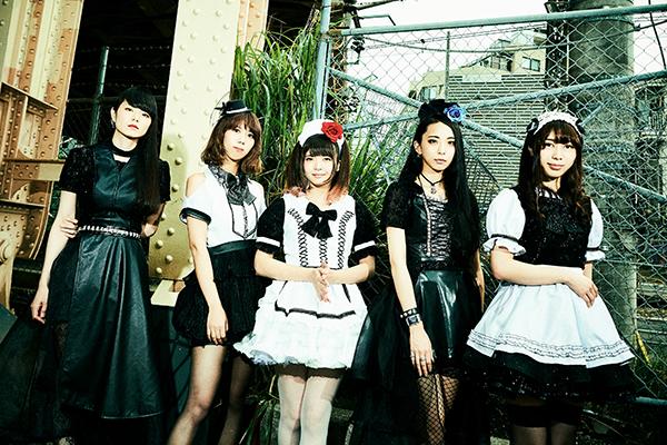 シングル『Daydreaming / Choose me』をリリース。BAND-MAID、JAPAN8月号に