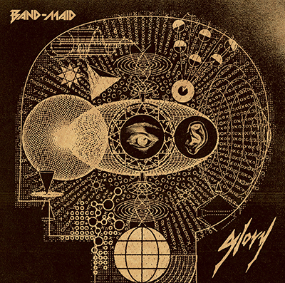 BAND-MAID「glory」