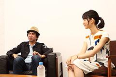 左から、田島貴男、南壽あさ子。