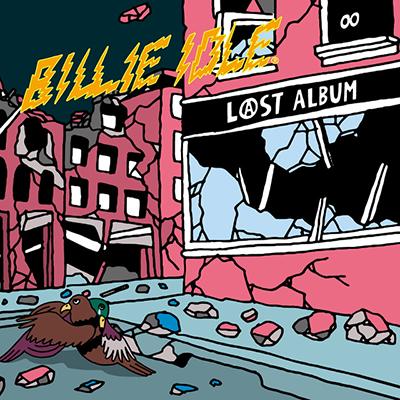 BILLIE IDLE「LAST ALBUM」