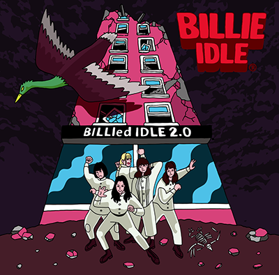 BILLIE IDLE「BILLIed IDLE 2.0」