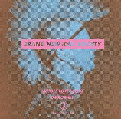 BiS「WHOLE LOTTA LOVE / DiPROMiSE」通常盤