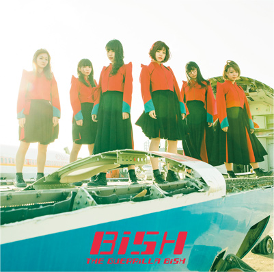 BiSH「THE GUERRiLLA BiSH」LIVE盤