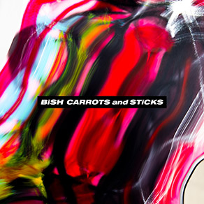BiSH「CARROTS and STiCKS」CD盤