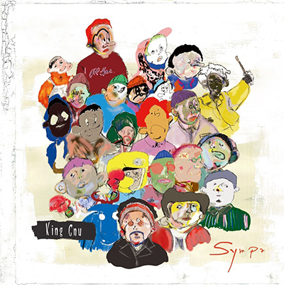 King Gnu「Sympa」初回限定盤