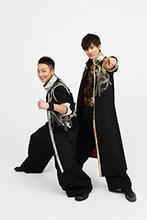 左から田中俊介、水野勝。