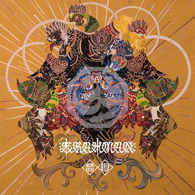 BRAHMAN「梵唄 -bonbai-」アナログ盤
