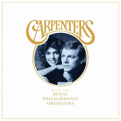 Carpenters「カーペンターズ・ウィズ・ロイヤル・フィルハーモニー管弦楽団」