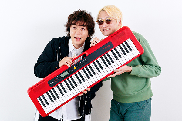 カシオトーンCT-S200特集 ヒャダイン×たなしん対談