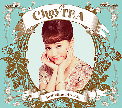 chay「chayTEA」初回限定盤