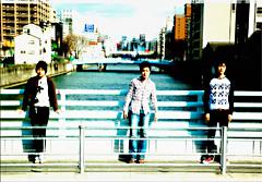 2007年5月にミニアルバム「風街序曲」をリリースした際のアーティスト写真。
