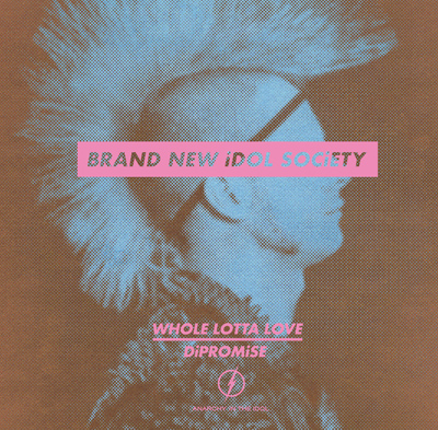 BiS「WHOLE LOTTA LOVE / DiPROMiSE」通常盤